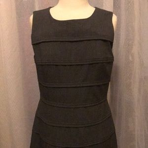 Calvin Klein Grey Business Dress